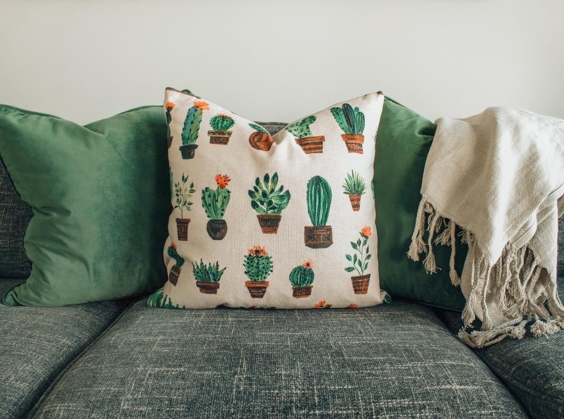 Como escolher o sofá ideal para sua casa. Comprando pela internet.