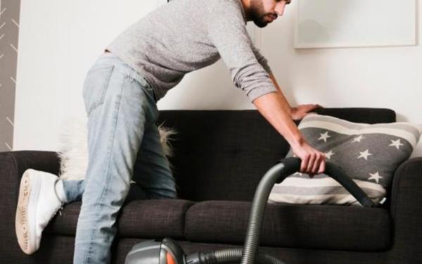 Como manter seu sofá novo por mais tempo