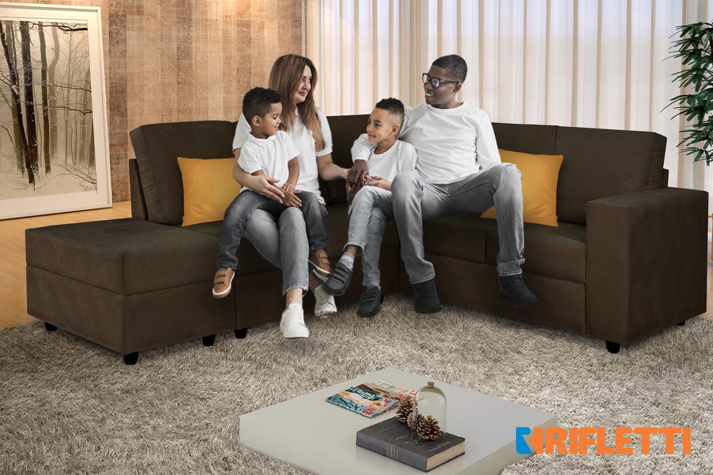 3 vantagens de adquirir um sofá de canto