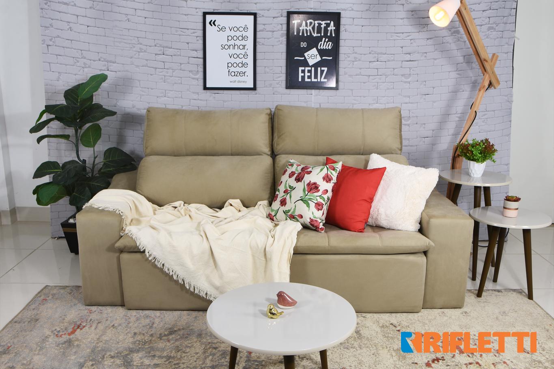 Connect Plus: o sofá reclinável perfeito para você
