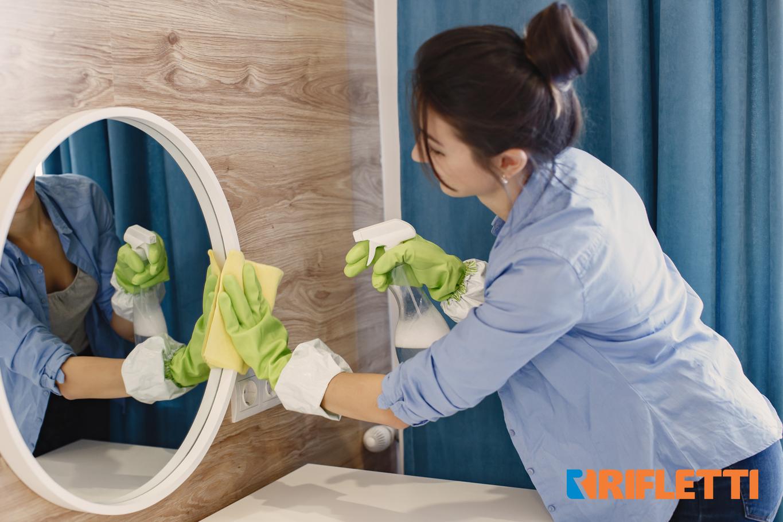5 dicas para limpar a casa corretamente