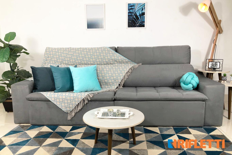 Dicas para não errar na escolha das almofadas para sofá