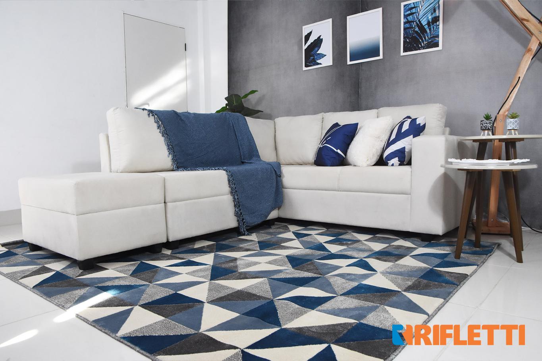 Saiba como usar sofá de canto em sala pequena